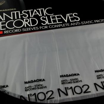 Nagaoka No.102 Record Sleeves