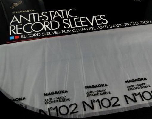 Nagaoka No.102 Record Sleeves