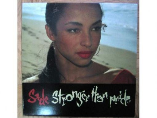 Sade | Stronger Than Pride | Re-Issue