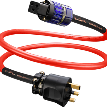 IsoTek EVO3 Optimum Mains Power Lead
