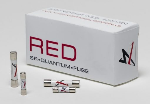 Synergistic Research RED Reference Mains Fuse 13 Amp