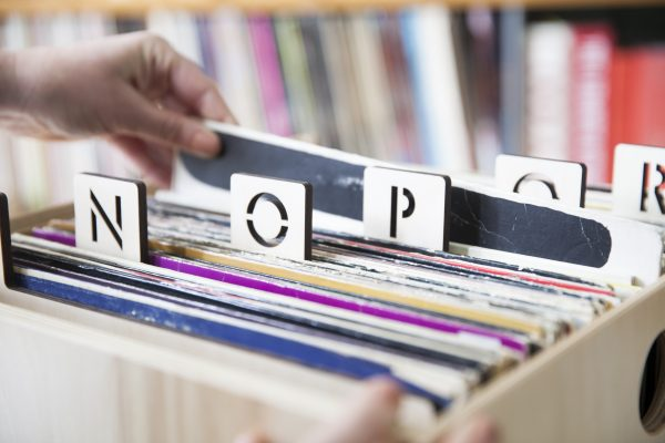 """Kate Koeppel Design 12"""" Record Dividers"""