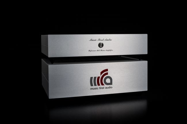 Music First Reference MM Phono Amplifier