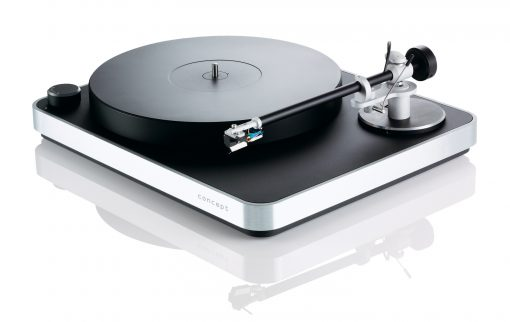Clearaudio Concept MM Turntable |Regulated Linear Power Supply