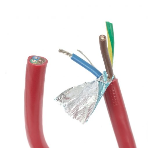 MCRU No.4 Mains Power Cable