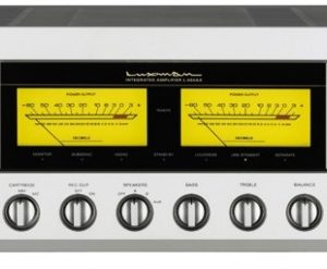 Luxman L-550AX Integrated Amplifier