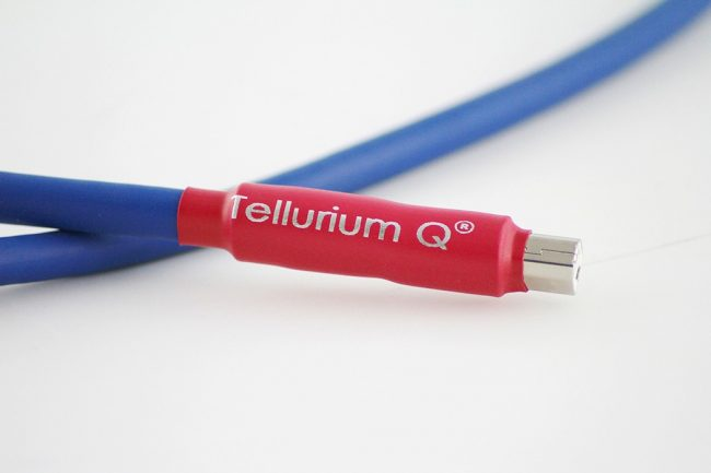Tellurium Q Blue USB Cable