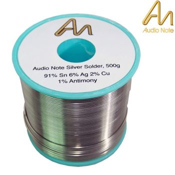 Audio Note 6% Silver Solder