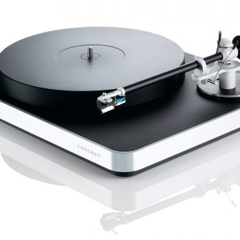 Ex-Dem Clearaudio Concept MC Turntable