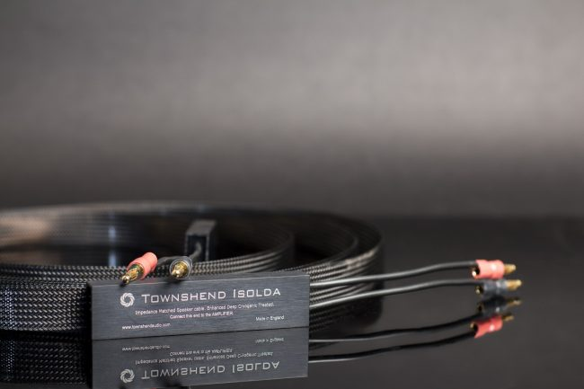 Townshend DCT Isolda Speaker Cables