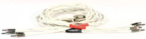 Black Rhodium Samba VS-1 Speaker Cables
