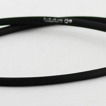 Tellurium Q Black DIN Interconnect Cable for NAIM