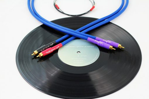 Tellurium Q Blue Phono RCA Interconnects