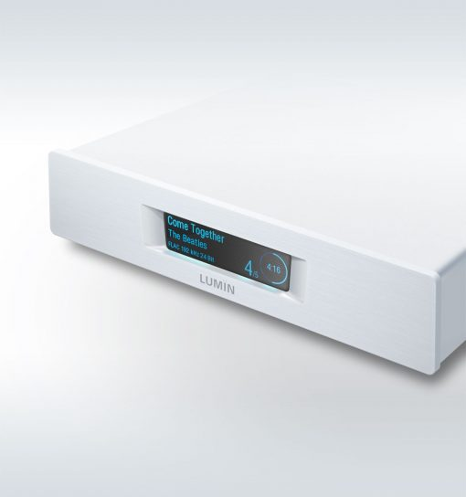 Lumin D1 Music Server