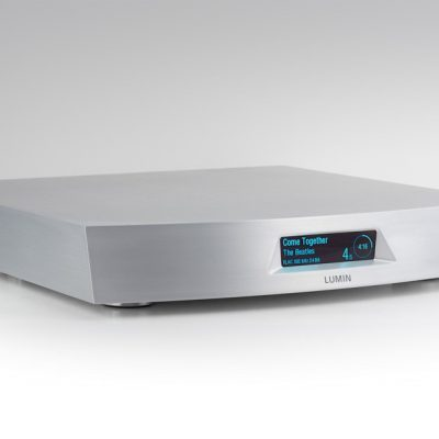 Lumin A1 Audiophile Music Server