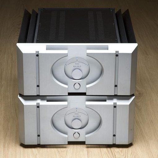 EX-Dem Pass Labs XA100.5 Monoblock Amplifiers