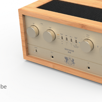 iFI Audio Retro System