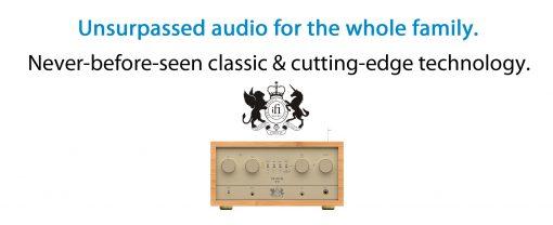 iFI Audio Retro Stereo 50 System