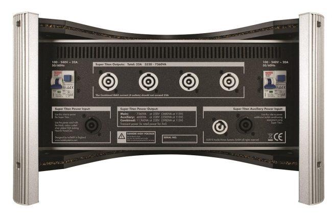 IsoTek EVO3 Super Titan Mains Conditioner