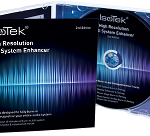 IsoTek Full System Enhancer CD