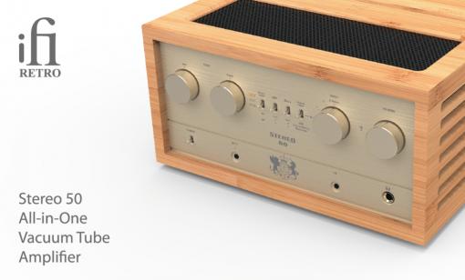 iFI Audio Retro System