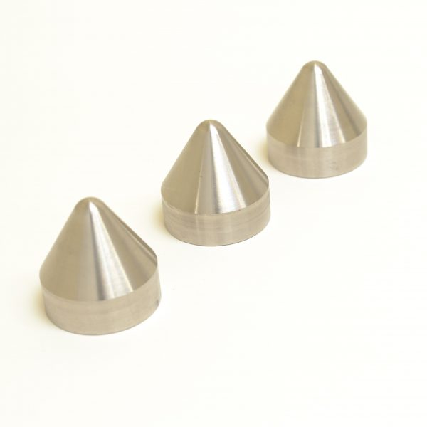 MCRU STAINLESS STEEL ISOLATION SUPPORT CONES