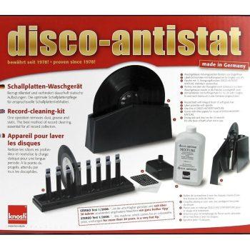 MCRU Knosti LP Cleaning System