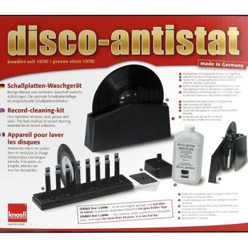 Knosti Disco Antistat Record Rinsing Machine