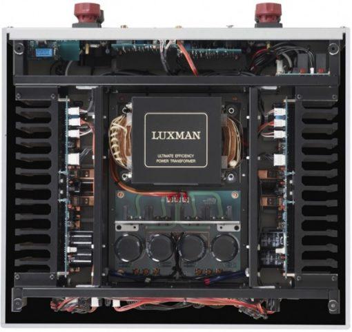 Luxman M-600A Power Amplifier