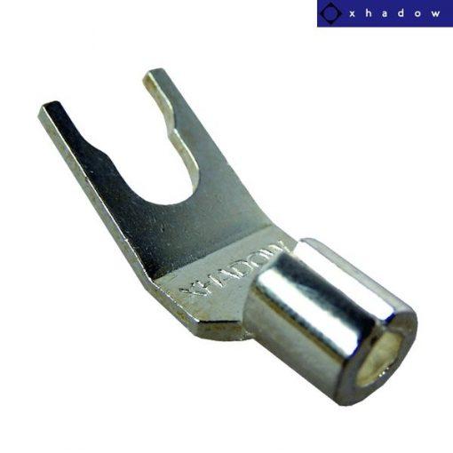 Xhadow Loudspeaker Spade Connectors