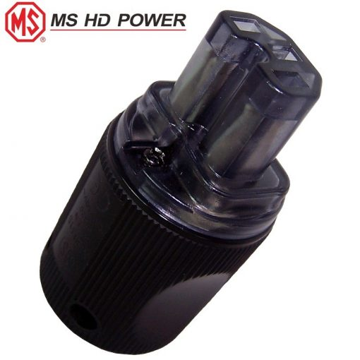 MS HD Power IEC Connector
