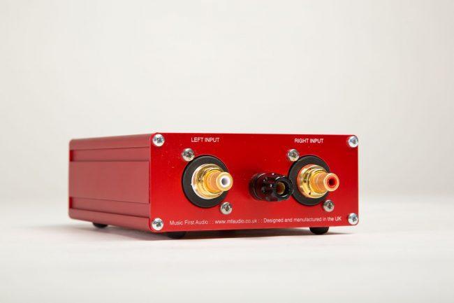 Music First Audio 632 MC Step Up Transformer