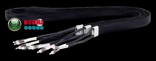 Tellurium Q Silver Diamond Speaker Cables