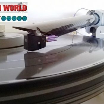 "The Wand Tonearm 9.5"" Version"