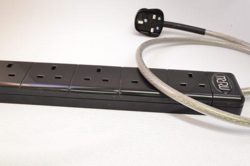 MCRU 6 Gang Mains Block LAPP Cable