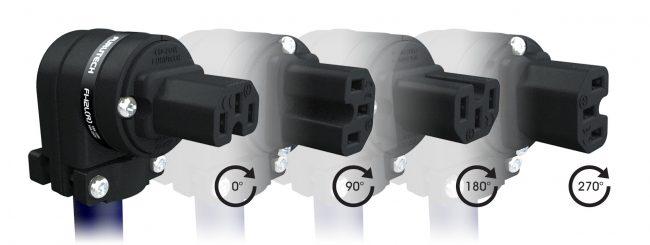 Furutech FI-12L IEC Connector