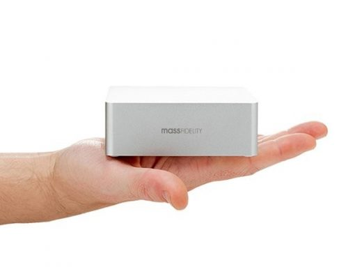 Mass Fidelity Relay Bluetooth DAC