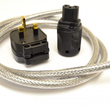MCRU No.33 DIY Mains Lead Set
