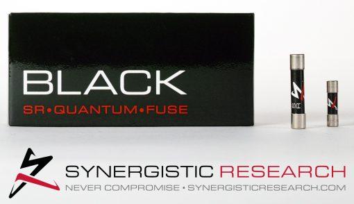 Synergistic Research BLACK UK Plug Fuse