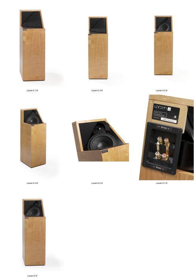 Larsen Model 8 Loudspeakers