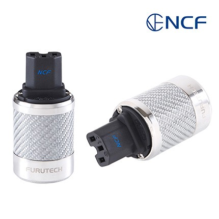 Furutech FI-50 NCF Carbon Fibre IEC Plug