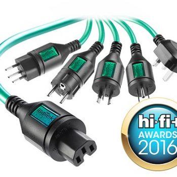 IsoTek EVO3 Initium Mains Power Cable