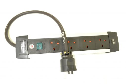 MCRU No.4 Mains Power Extension Block