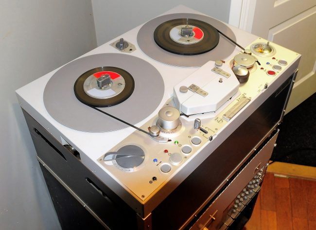Madeline Bell - Blessed With Your Heart - Reel to Reel STS