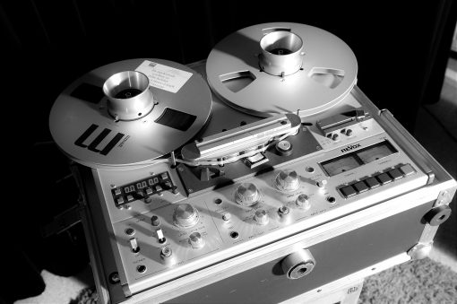 The Crimson Investigation - Reel To Reel - STS