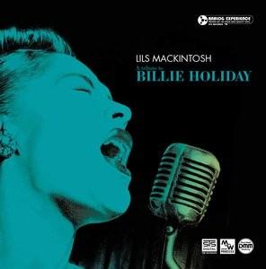 Lils Mackintosh - Sings Billie Holiday - Reel To Reel - STS