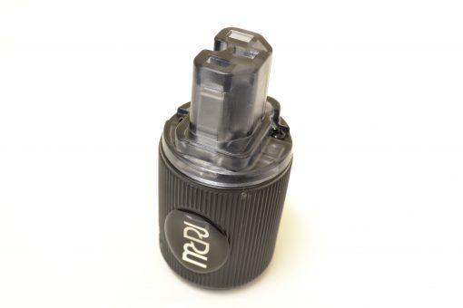 MCRU Ref. Silver Plated IEC Connector