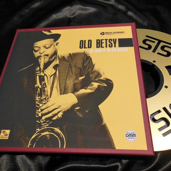 Ben Webster - Old Betsy - Reel to Reel STS