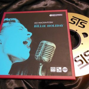 Lils Mackintosh - Sings Billie Holiday - Reel To Reel - STS