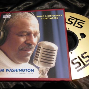 Ingram Washington - What A Difference A Day Makes - Reel to Reel - STS